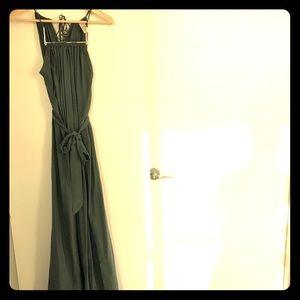 Zimmermann - Grecian Silk Maxi Dress